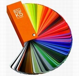 RAL-K5色卡RAL-K5