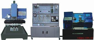 BP、CNC数控车/铣床智能综合实训考核装置