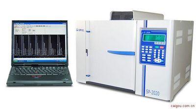 SP-2020型气相色谱仪