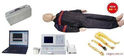 KAD/CPR600S-C大屏幕液晶彩显高级全自动电脑心肺复苏模拟人(IC卡管理软件)2011新品