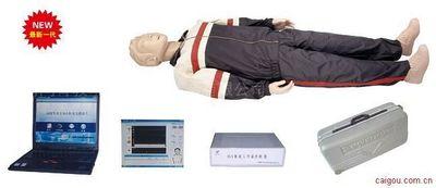 KAD/CPR900S高级全自动电脑心肺复苏模拟人(计算机控制,2012新品)