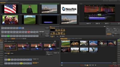 视频制作设备