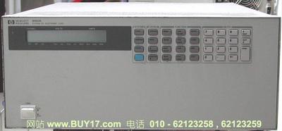 电子负载 HP6050A