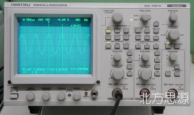 模拟示波器 SS-7810