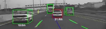 前视主动安前视主动安全摄像头全摄像头