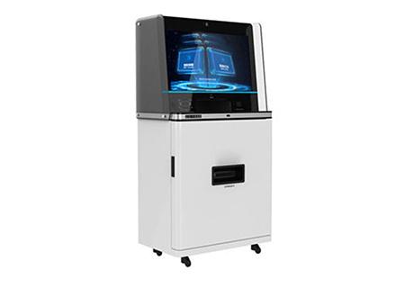 派美雅自助医学影像光盘刻录管理系统 MDP-K2 自助自动化刻录