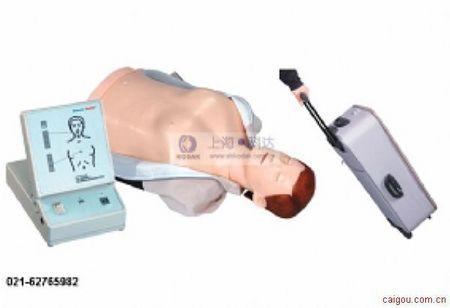 高级半身心肺复苏训练模拟人(半身)
