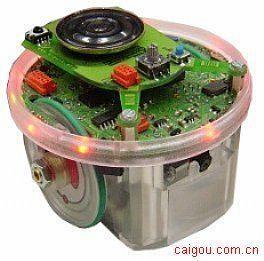 E-PUCK轮式机器人多机器人协作循迹机器人k-team机器人
