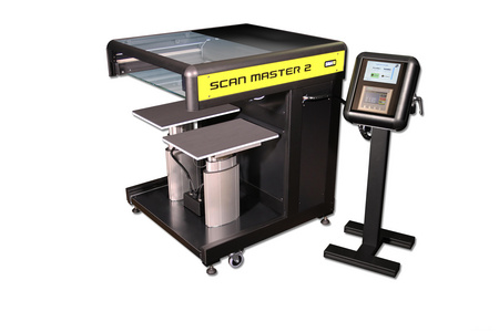 SMA Scan Mster 2 1200 dpi A2电动书托书刊扫描仪