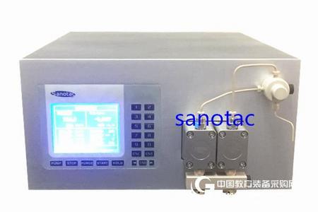 LPK0105 PEEK高压平流泵(1000ml/min,5Mp)