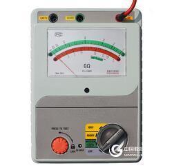 FA-BL2673CL 高压绝缘电阻测试仪,指针式兆欧表(两档5000V/10000V)