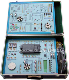 DICE-PLCO2型可编程控制器实验箱