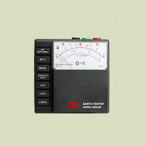 MS5209接地电阻测试仪
