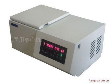 低速冷冻离心机GTR10-1