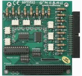 供应PC104数据采集卡ART2511