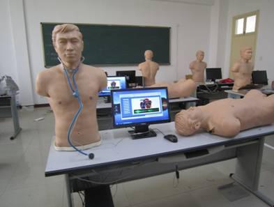 健康评估实训室