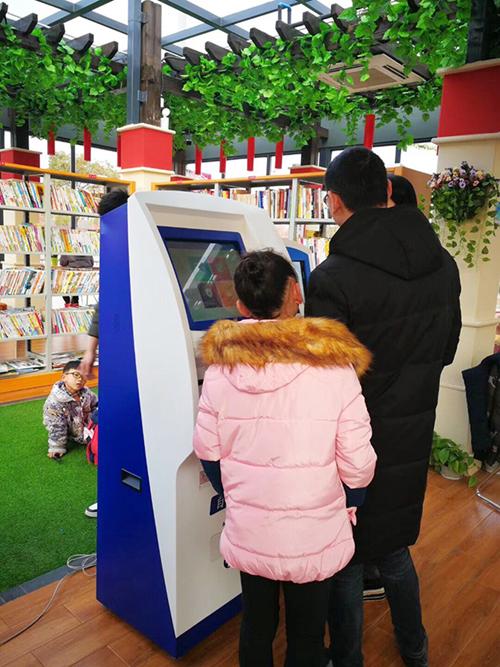 智慧图书馆|南昌首家24小时自助图书馆落成