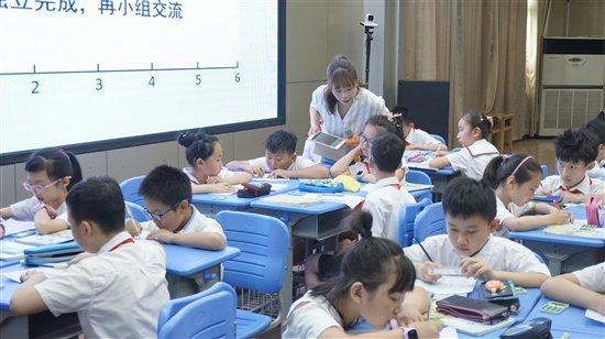 焦点教育亮相徐州市泉山区智慧课堂研讨会