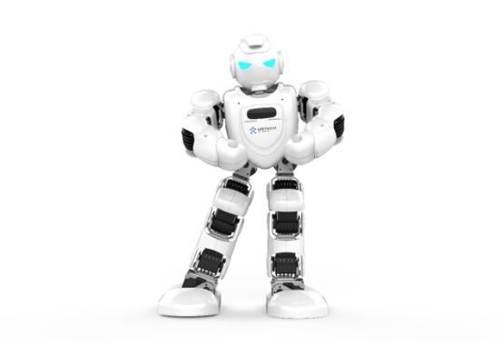 优必选机器人上线京东众筹 迈向智能时代