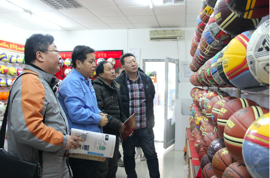 中國教育裝備采購網組織專家赴南華利生調研