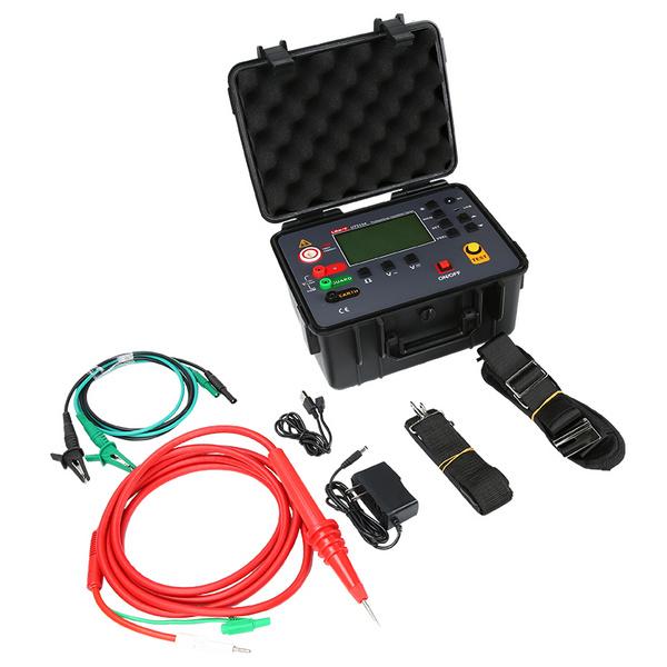 UT515A高压绝缘电阻测试仪新品上市