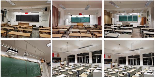 【應用案例】萊福德助力溫州學校教室照明改造