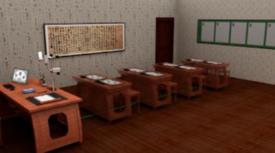 """有""""温度""""的河南师大智慧书法教室是如何建成的"""