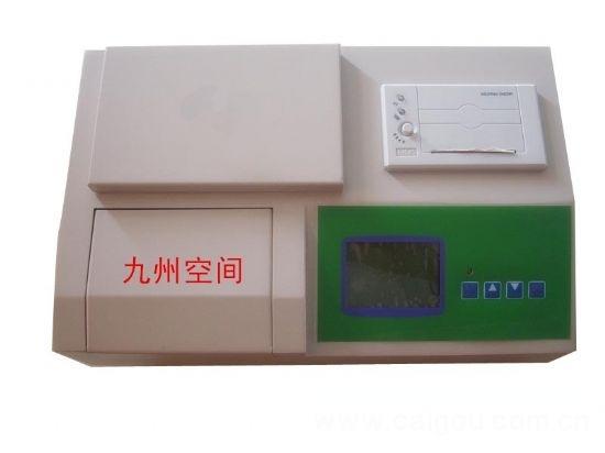 食品安全检测仪中标北京生物研究院