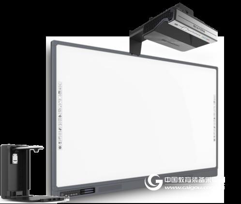 打造新型课堂体验 鸿合电子白板一体机试用