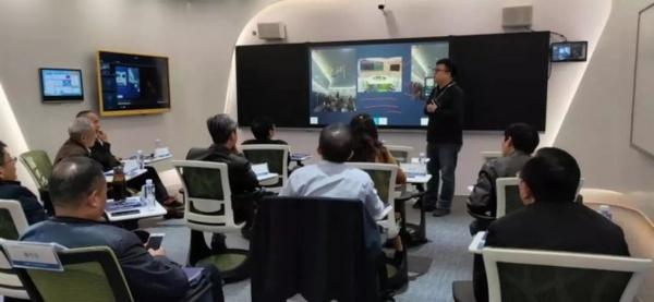 喜讯!希沃信息化方案通过湖南省信息化专家组评审