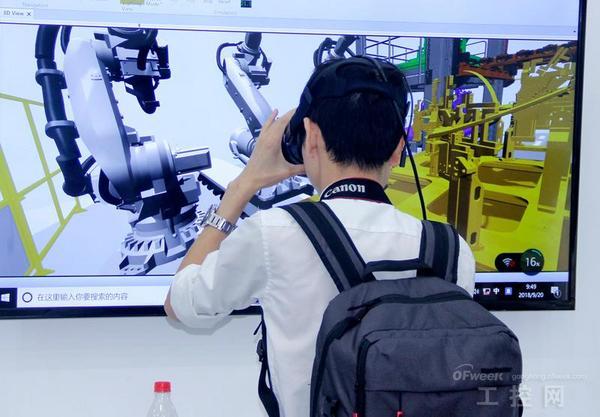 从VR/AR到混合现实,可穿戴设备在工业应用