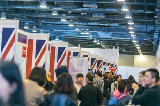 英伦名校亮相2019中国国际教育巡回展,解码非凡英国创新教育