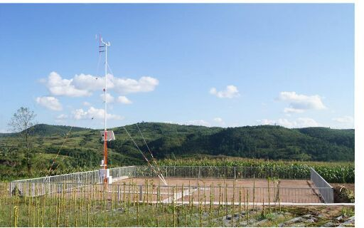 解析区域自动气象站的维护
