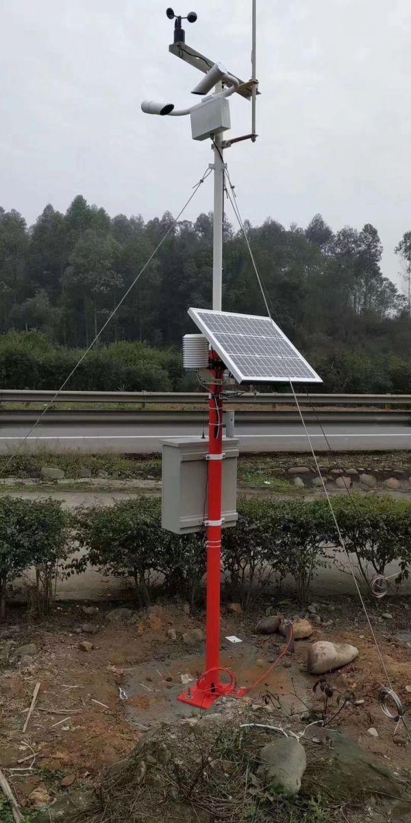 解析高速公路气象站安装的要求
