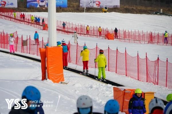 游美營地元旦mini滑雪營 適合零基礎、初次離開家孩子的冬令營