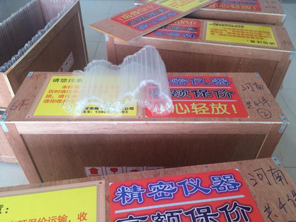 混凝试验搅拌器包装运输方式