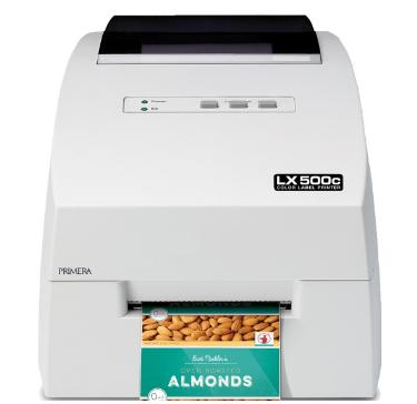 派美雅标签打印机LX500C