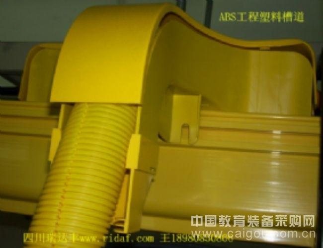 abs光纤槽道