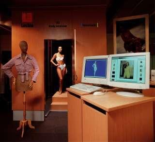 Human Solutions人体3D三维扫描仪(三柱)
