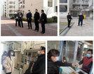 桂林医学院学工团队开展细致有温度的疫情防控工作