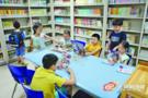 小学生阅读喜欢的课外书籍 图书馆暑假去处