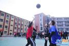 无青春不篮球!科工学校三人篮球赛打响揭幕战