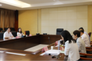 珠海市委主題教育第十三指導組調研指導市教育局集中治理工作情況