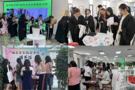 北京青年政治学院图书馆高效办理毕业生离校还书手续