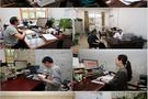 """安徽科技學院:""""五一""""的安科校園被你忙碌的剪影感動著 美麗著"""