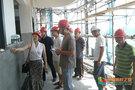 西南医科大学基建后勤处开展基础设施建设和后勤保障服务工作