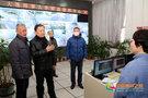 大連海事大學校長孫玉清一行春節期間走訪慰問在崗職工