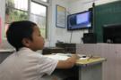 """岳西县""""在线课堂""""实现教学点全覆盖"""