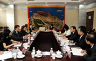 王伟中副部长与美国代表探讨环保科技合作等话题