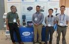 安洲科技参加2014第三届国际新材料大会